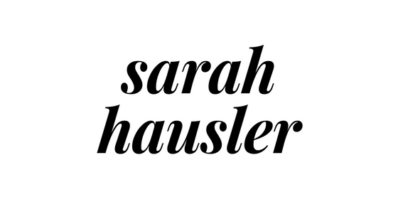 Sarah Hausler